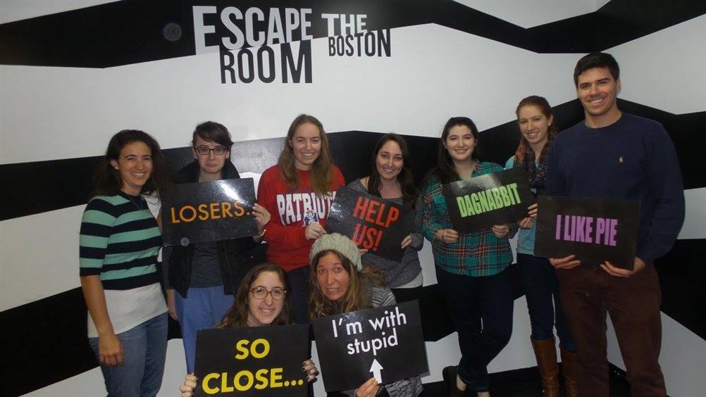 Escape Room Boston The Dig