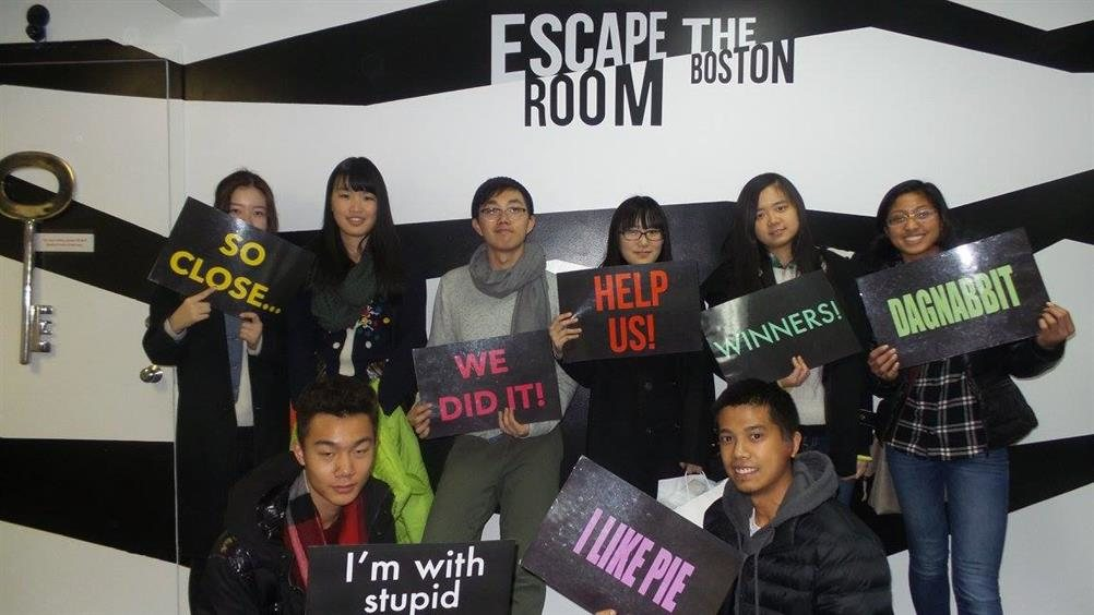 Escape The Room Boston The Dig