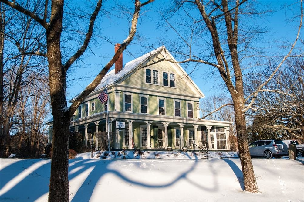 Captain Freeman Perry House Brewster Massachusetts